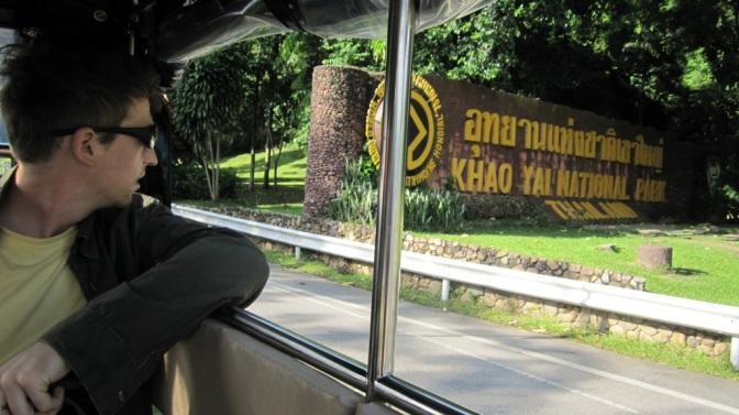 Sandały do dżungli, to jak szpilki w Tatry – Khao Yai
