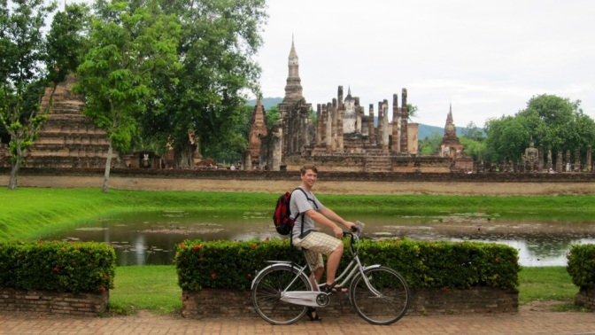 Sukhothai – no i znowu cegły?