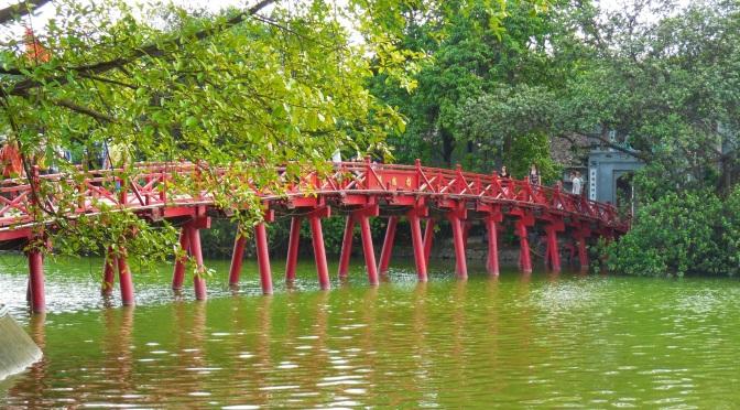 Stolica Wietnamu, czyli krótko o Hanoi