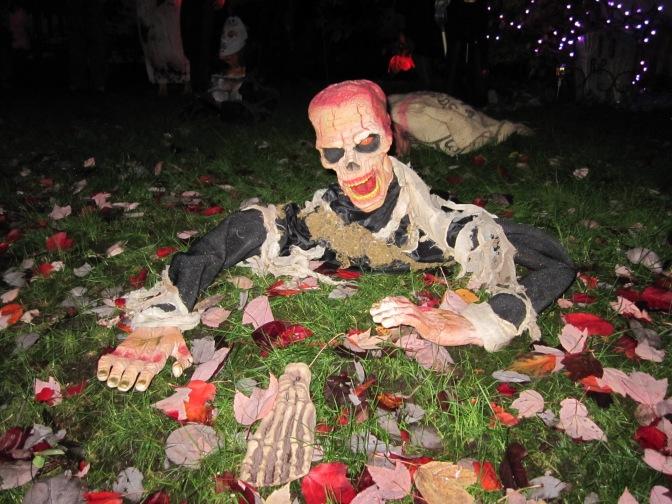 Jak wyglądał Halloween?